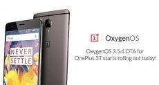 OnePlus 3 получил вторую бета-версию до Andrоid 7.0 Nougat. Для OnePlus 3T доступен апдейт до OxygenOS 3.5.4.