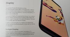 Распаковка OnePlus 5T на видео