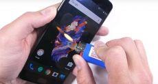 OnePlus 5 прошел тест на прочность