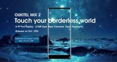 Oukitel Mix 2 — доступная альтернатива Xiaomi Mi Mix 2
