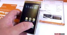 Oukitel S-2015+ - раскладной телефон с двумя сенсорными экранами