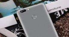 Oukitel U20 Plus может стать самым дешевым смартфоном с двойной камерой