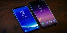 Владельцы Samsung Galaxy S9+ жалуются на проблемы с отзывчивостью дисплея