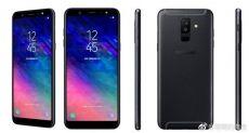 Производитель чехлов раскрыл дизайн Samsung Galaxy A6 и Galaxy A6+