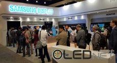 Samsung выводит гибкость OLED-панелей на новый уровень