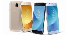 Представлены Samsung Galaxy J7, Galaxy J5 и Galaxy J3 2017 года