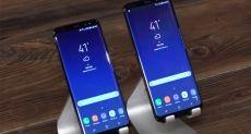 Samsung: продажи Galaxy S8/S8+ превысили объем реализации Galaxy S7/S7 Plus на 15%