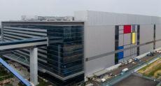 Samsung объявила о старте массового производства 10-нм чипов второго поколения