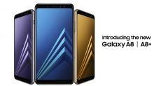 Анонс смартфонов Samsung Galaxy A8 и Galaxy A8+