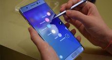 Samsung приостановил производство Galaxy Note 7