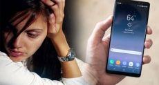 Владельцы Samsung Galaxy Note 8 жалуются, что смартфон зависает