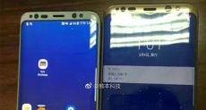 Samsung Galaxy S8 и Galaxy S8+ вновь засветились на шпионском снимке