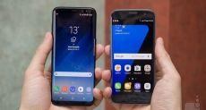 Samsung Galaxy S8 продается хуже Galaxy S7. Спасти ситуацию должен анонс 23 августа Samsung Galaxy Note 8