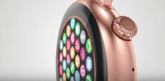Aiwatch C5: реплика не анонсированных Apple Watch 2 с круглым корпусом