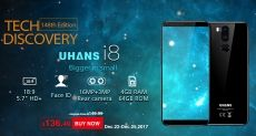 Успей купить UHANS i8 по выгодной цене