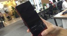 UMIDIGI Crystal Pro оделся в красный
