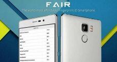 UMi Fair будет представлен 25 сентября и станет самым дешевым смартфоном со сканером отпечатков пальцев