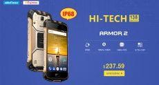 Живучий Ulefone Armor 2 доступен на AliExpress по сниженной цене
