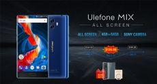 Ulefone MIX появился в предзаказе со скидкой за $139,99