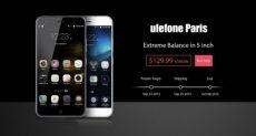 Ulefone Paris: поторопитесь - еще 10 дней, чтобы заказать его по $129,99