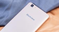 Blackview A8 Max получил 5,5-дюймовый дисплей, МТ6737, 2+16 Гб памяти и аккумулятор на 3000 мАч