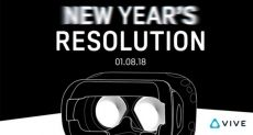 О новом VR-e замолвите слово: Тизер от HTC в преддверии CES 2018