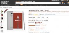 Vernee Apollo Lite в серебристом цвете можно купить за $199.99 в Gearbest.com
