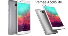 Vernee Apollo Lite обновится до Android 7.0 Nougat в декабре