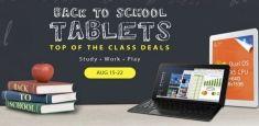 Xiaomi Mi Notebook Air и Cube i7 Book на чипе Intel Skylake Core m3, а также другие интересные новинки от Gearbest.com  в акции «Back to school»