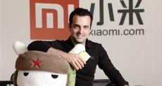 Xiaomi покидает вице-президент Хьюго Барра