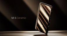 Старт продаж Xiaomi Mi6 с керамической задней панелью перенесен на май