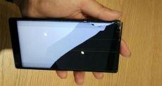 Что будет с керамическим Xiaomi Mi MIX, если вы его уроните?