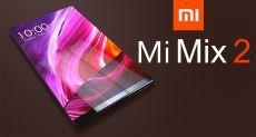Xiaomi Mi MIX 2 и Mi Note 3 получат изогнутые AMOLED панели от Samsung