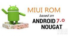 Xiaomi Mi MIX станет следующим смартфоном бренда, к кому придет Android 7.0 Nougat