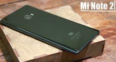 Xiaomi Mi Note 2 распаковка претендента на высший класс