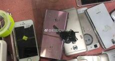 Как выглядит Xiaomi Mi Note 2 в розовом цвете