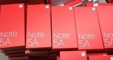 Ждем Xiaomi Redmi Note 5A? Упаковка для него уже готова