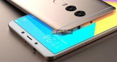 Рендер Xiaomi Redmi Note 5. Что думаете о внешности новинки?