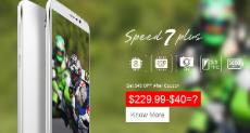 ZOPO Speed 7 и ZOPO Speed 7 Plus: с 3 августа на $40 дешевле в магазине Everbuying