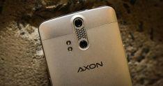 ZTE Axon – новый флагман с Quad-HD дисплеем и процессором Snapdragon 810