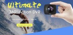 Акция на сферические (панорамные) экшн-камеры от магазина Gearbest.com