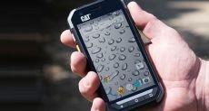 Cat S30 – самый доступный защищенный смартфон с Android 5.1 Lollipop в линейке производителя