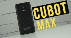 Cubot Max: распаковка конкурента Leagoo Shark 1, VKworld T1 Plus и Bluboo Maya Max