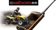 Digoor DG1 – защищенный смартфон с Walkie-Talkie