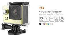 EKEN H9 – самая доступная экшен-камера с поддержкой записи видео в разрешении Ultra HD 4K
