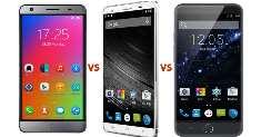 Elephone P7000, Mlais M7 и Ulefone Be Touch: какой смартфон выбрать?