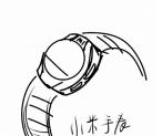 Смарт-часы Xiaomi могут быть похожи на Moto 360