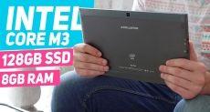 Teclast X3 Pro: распаковка мощного игрового и мультимедийного планшета на базе Intel Skylake Core M3