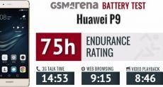 Huawei P9 превзошел своего предшественника по автономности работы