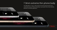 HomTom HT17 с процессором МТ6737, аккумулятором на 3000 мАч с быстрой зарядкой и Android 6.0 уже доступен на AliExpress по $69,99